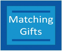 Matching gifts graphic